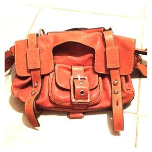 Pre-owned Chloe messenger purse